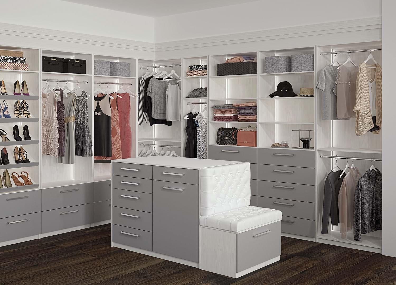 Idées Rangement Garde Robe rangement sur mesure - garde-robe, garage et lits
